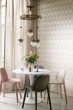 cute breakfast nook #BreakFast #Nook #Kitchen #Home #IrvineHome ༺༺ ❤ ℭƘ ༻༻