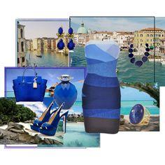 Bleu Méditerranée