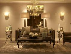 Elegant Living Room Lighting solutions