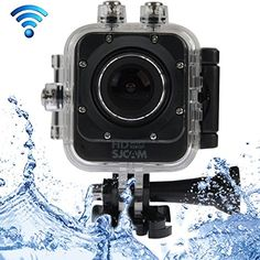 Professional Product Easy to Use SJCAM M10 WiFi Mini Waterproof Action Sports Camera with 170-degree Wide-angle Lens, 1.5 Inch LTPS Screen, Support Full HD 1080P ( Color : Black ). The World's Most Versatile Camera. 1. Mini appearance, diversified colors available. 2. New design beautiful UI. 3. NTK96655 + AR0330 DSP, better image quality than Hero 2. 4. High definition screen that displays and replays fascinating videos recorded.