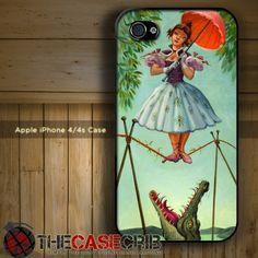 Haunted Mansion Stretching Painting    iPhone 4s and iPhone 4 Case Cover. $19.99, via Etsy.