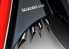 Created by Delahaye USA, the Bugnaughty combines the classic styles of Auburn, Delahaye and Bugatti to incorporate the timeless designs and features of the world's… Classic Style, Classic Cars, Power Cars, Hood Ornaments, Unique Cars, Car In The World, Bugatti, Timeless Design, Hot Rods