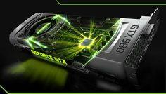 EVGA GeForce GTX 980 Video Graphics Card - NVIDIA Chipset, 4GB GDDR5, 256-bit, PCIe 3.0, DVI-I, DisplayPort, HDMI, 2048 CUDA Cores 04G-P4-2980-KR at TigerDirect.com