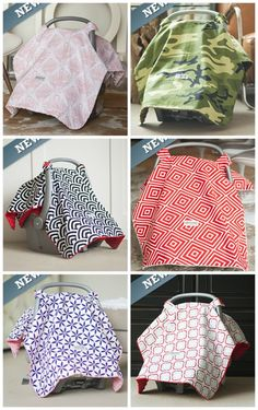Free Carseat Canopy - A Spark of Creativity