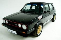 Learn more about UK-Spec 1983 Volkswagen GTI on Bring a Trailer, the home of the best vintage and classic cars online. Volkswagen Golf Mk1, Classic Road Bike, Golf 1, Classic Cars Online, Station Wagon, Doors, Rabbit, Vehicles, Bicycles
