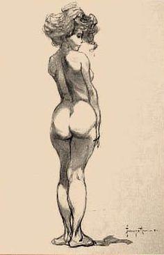 Cartoon girl by Frank Frazetta Frank Frazetta, Life Drawing, Painting & Drawing, Illustrations, Illustration Art, Pin Up, Monochrom, Art Plastique, Comic Artist
