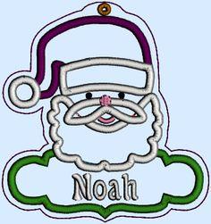 Aanbieding is voor-de hoepel Santa Claus Christmas Tag / Tree Ornament applique borduurwerk ontwerpen. Dit ontwerp komt in twee verschillende maten. U ontvangt een ontwerp voor de 4 x 4- en 5 x 7 hoepels. Het borduurwerk bestand wordt geleverd met Merry Christmas in het vak Lettertype. Dit ontwerp kan gemakkelijk worden bewerkt, met borduurwerk software, een gepersonaliseerde gift tag of sieraad te maken. Deze aanbieding is voor het BORDUURWERK DESIGN alleen. Dit is niet een vermelding voor…