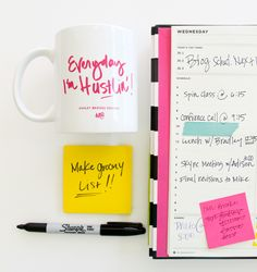 Well-Designed Life Series: Ashley Brooke Designs • Day Designer® • Daily Agenda & Planner