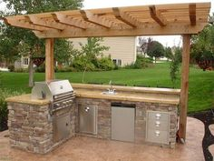 20 Outdoor Grill Designs and What to Look for When Buying – Modern Home
