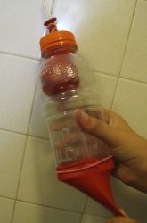 Fourth Grade Science This is a really cool experiment because it shows the student's how the lungs in their own bodies work.  Fourth Grade Life Science Activities: How to Make a Lung Model