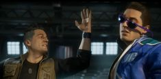 Johnny Cage kicks Johnny Cage's ass in the best Mortal Kombat 11 trailer yet - News Vire Sonya Blade, Johnny Cage, Mortal Kombat Art, Comics Story, New Trailers, Funny Games, Warner Bros, News Today, A Good Man