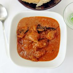 Mangalore style Chicken Curry prepared using coconut milk , served with Neer dosa or Pundi(Rice balls).