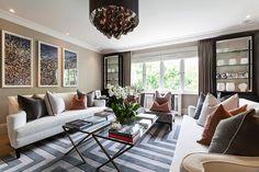 salones casas lujosas y elegantes
