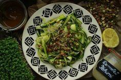 Ketonová dieta v praxi Tahini Pasta, Sprouts, Asparagus, Green Beans, Spaghetti, Paleo, Vegetables, Ethnic Recipes, Delicious Blog