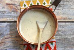 How to Make a Versatile Cream Sauce: Cream Sauce