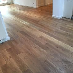 european oak wood floor finished with woca diamond oil sand grey. Black Bedroom Furniture Sets. Home Design Ideas