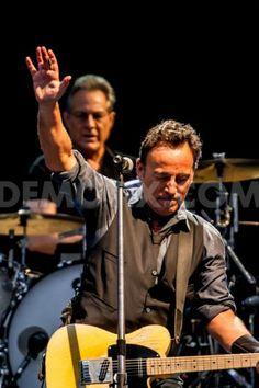 Bruce Springsteen and The E Street Band at Stadio San Siro - Milan