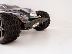 T-BONE RACING THRASHER FRONT BUMPER FOR TRAXXAS 1/16 MINI E-REVO