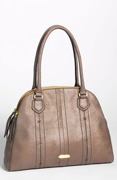 T Tahari Dome Satchel, Large available at #Nordstrom I kind of like the look of this bag, pretty classic