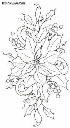 - This is a lovely collection of Poinsettia Clipart! We have a mix of full color Poinsettia images and some black and white as well. Christmas Drawing, Christmas Paintings, Christmas Templates, Christmas Printables, Christmas Colors, Christmas Art, Xmas, Magical Christmas, Christmas Decorations