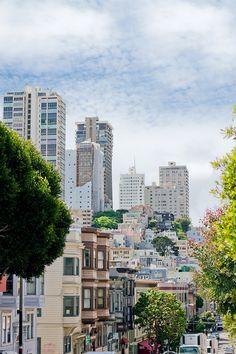 San Francisco, I'm obsessed.