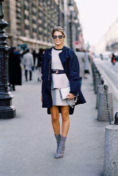 Vanessa Jackman: Paris Fashion Week....Helena