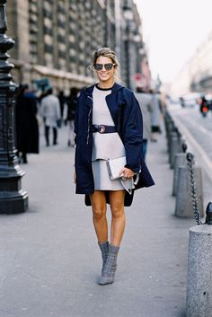 Paris Fashion Week....Helena