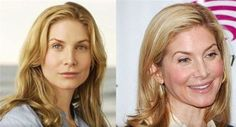 The 'Lost' Cast Before and After the Series .. Elizabeth Mitchell (Juliet Burke)