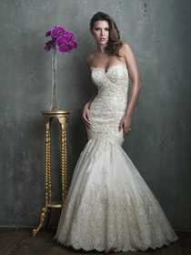 Allure Couture Wedding Dress Style C306 | House of Brides