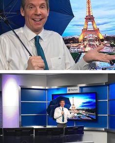 A little rain today here in Paris. #bowwowchallenge