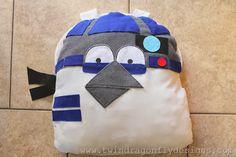 Angry Bird Star Wars R2D2 Costume