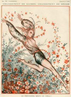 The Flapper Girl : Armand Vallée