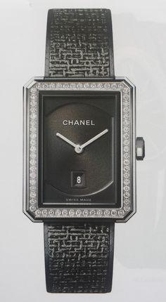 Chanel BoyFriend