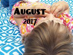 Der August brachte viel Zeit für mich, die Familie und das Haus mit