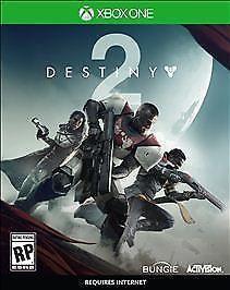 New Sealed Destiny 2 Video Game Hardcopy Retail Disc Microsoft Xbox One XB1 2017 #xbox #xbone #projectscorpio #destiny2 #titan #hunter #warlock #guardian #ghost #videogame