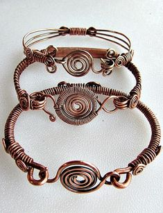 Wrapped Copper wire