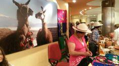 Artesanias en La Casa de Jujuy en La Noche de las Provincias, Más info sobre viajes en www.facebook.com/viajaportupais  #lanochedelasprovincias #jujuy #norte #turismo #viajes #argentina #viajaportupais