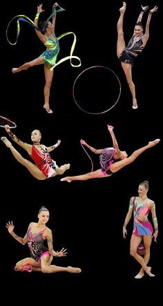Rhythmic Gymnastics is such a beautiful sport. #rhythmicgymnastics #ginnasticaritmica
