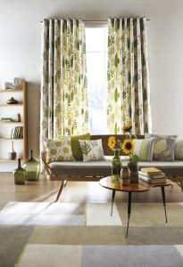 Harlequin-Zosa with it's Nordic influence is perfect for all your soft furnishings, curtains, blinds & more.