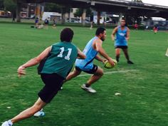 LYC Chargers Touch Team in the Finals! | LYC