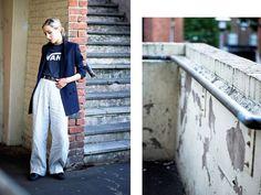 DSC_1404A Blazer, Sneakers & A Little Fashion Week Prep: #style #fashion #navy #sneakers