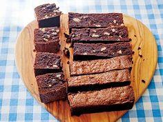 栗原 はるみ さんのチョコレートを使った「チョコブラウニー」。チョコレートの苦みがきいた大人っぽいブラウニー。お好みの大きさにカットして、午後のティータイムにどうぞ。 NHK「きょうの料理」で放送された料理レシピや献立が満載。