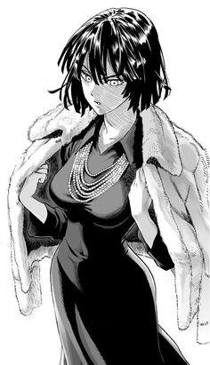 Fubuki - One Punch Man [blizzard of hell, manga caps, anime girls] Opm Manga, Manga Anime, Fanarts Anime, Manga Girl, Anime Girls, Bd Comics, Anime Comics, Female Characters, Anime Characters
