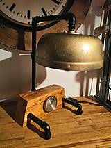 Desk Lamp, Table Lamp, Industrial, Lights, Handmade, Vintage, Home Decor, Highlight, Homemade Home Decor
