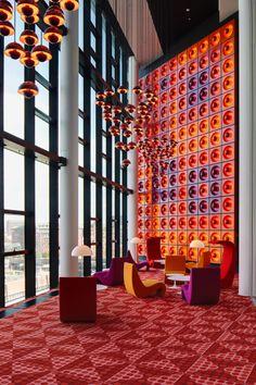 Der Spiegel's New Headquarters in HafenCity, Hamburg | Office Interior Design