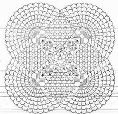 CROCHET : See how diversities of crochet patterns with various ideas with free graphics
