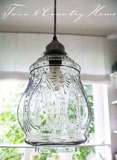 45 new Ideas kitchen island lighting fixtures window Vintage Light Fixtures, Vintage Lighting, Shabby Chic Light Fixtures, Kitchen Pendants, Glass Pendants, Glass Kitchen, Home Lighting, Pendant Lighting, Lighting Ideas