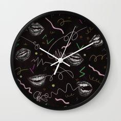 Speech Signals Wall Clock