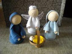 nativity idea- in Spanish.