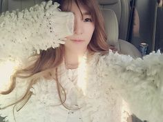 My love. ♥  #TiffanyHwang #Tiffany #SNSD